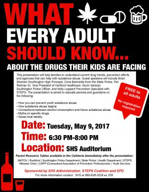 What Every Parent Needs To Understand >> Upcoming Event What Every Parent Should Know Southington Steps